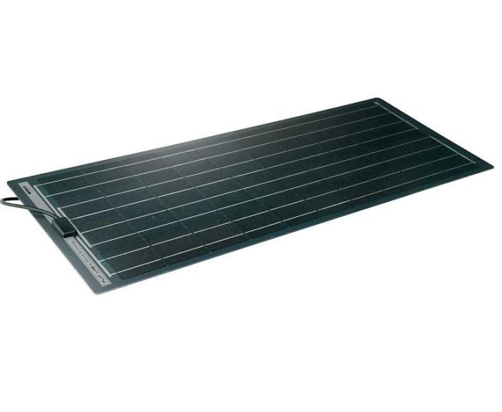 Pannello Solare Per Furgone : Pannello solare per camper e furgoni c lover van