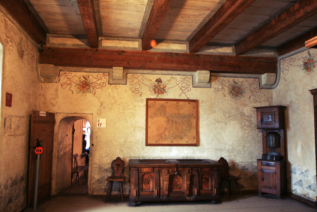 Pan Interiors. Inside Chateau De Chillon Tanya K Flickr. Ambulance Interior For Week 8 Of The ...