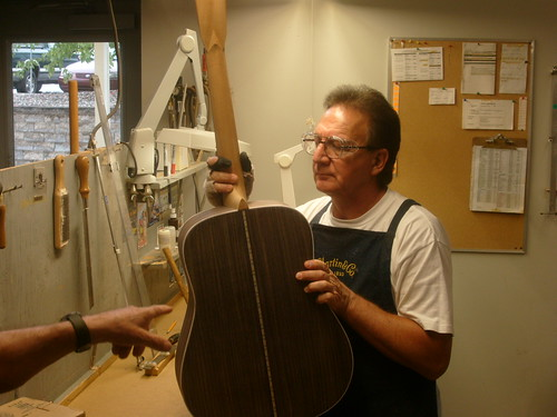 Martin Guitar Factory Tour | by PeaberryPicker