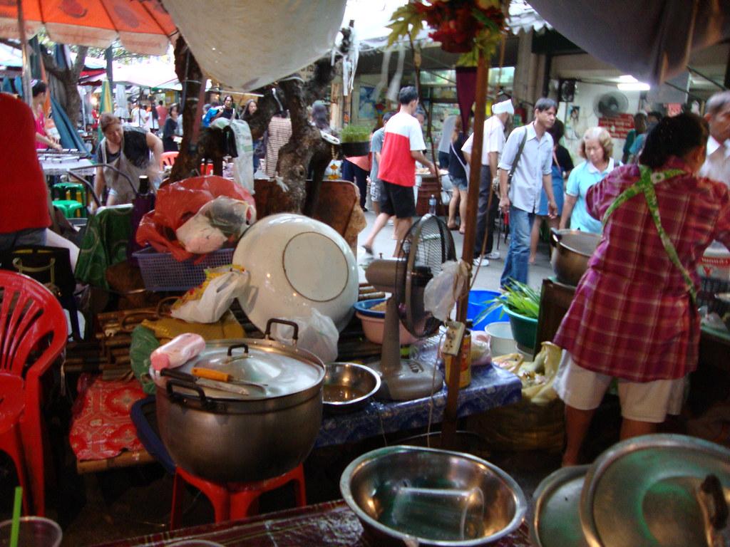Bangkok Street Food In Nyc