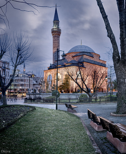 Small mosque near Sultanahmed Cami (Istanbul) / Pequeña mezquita junto a Sultanahmed (Estambul) | by dleiva