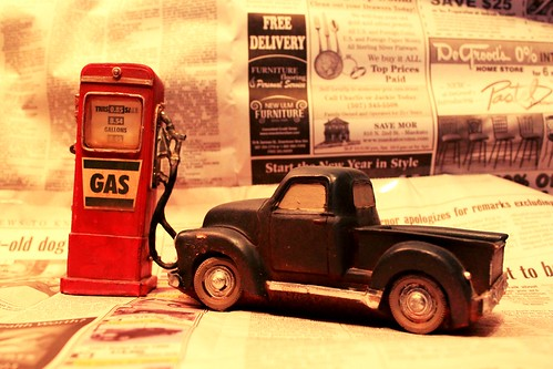 Mini gas station | by naty-!