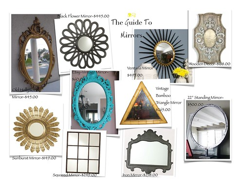 The Guide:Mirrors | by amy leaf