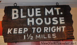 6 Blue Mt House sign | by mrsmecomber