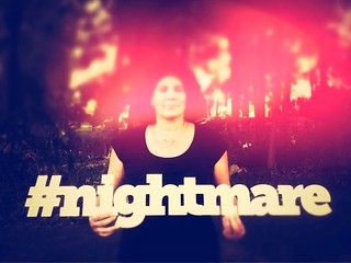 #nightmare hashtag project | by misspixels