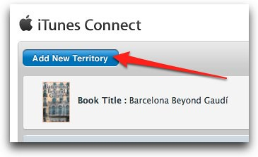 how to create new in itunes connect
