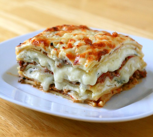 Meat Lasagna | by Nook & Pantry
