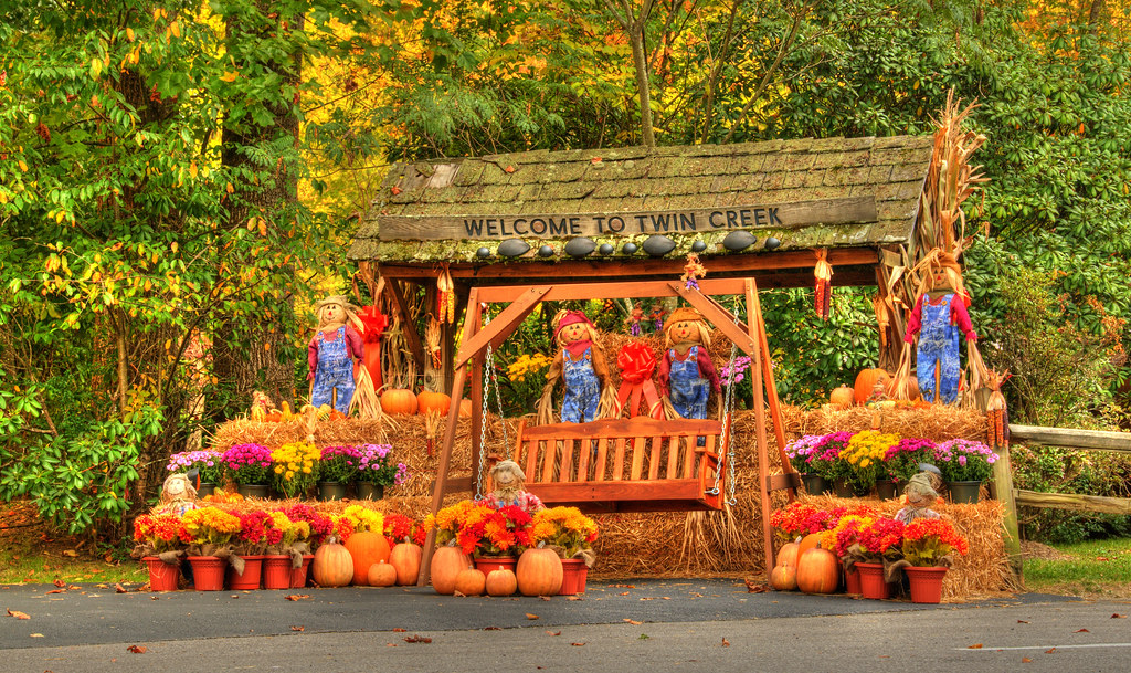 Twin Creek Rv Resort Gatlinburg Tennessee Hdr Flickr