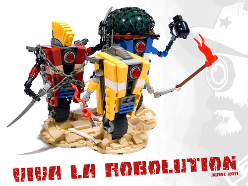 Viva la Robolution! | by Jerac