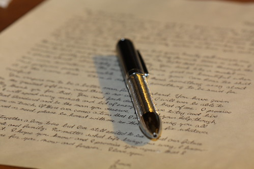 Just an old fashioned love... letter | by uncle eek