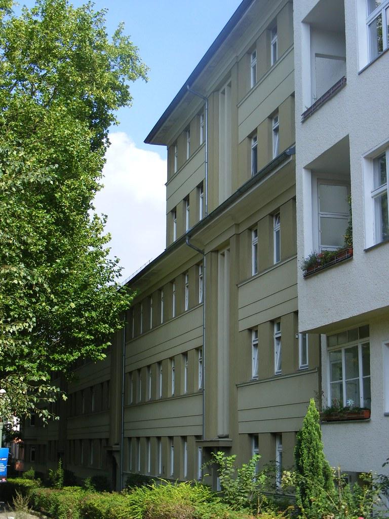 Berlin Steglitz late 1920s flats | Flats by Botanischer Gart… | Flickr