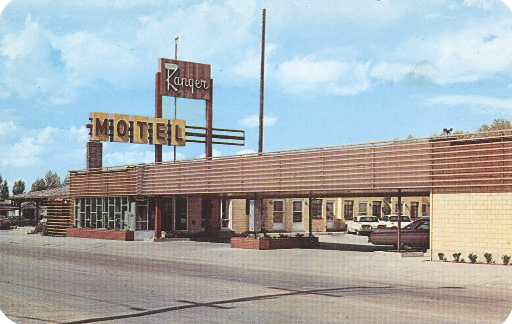Ranger Motel - Laramie, Wyoming
