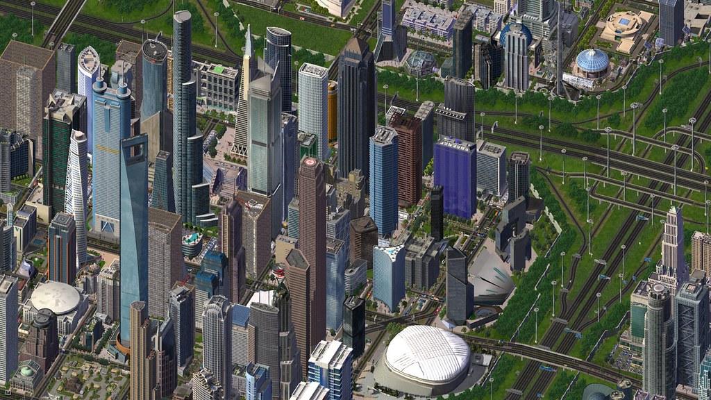Simcity  Buildings Simtropolis