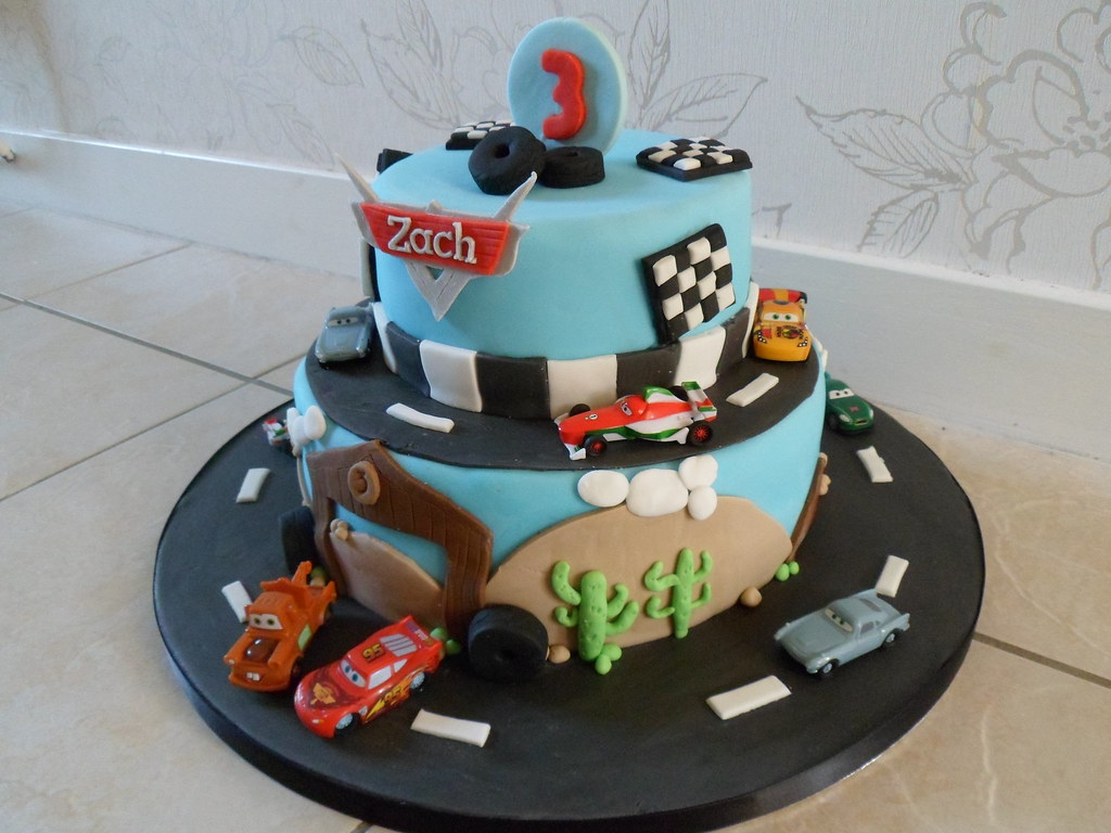 car cake pan disney cars cake haverson flickr 2443