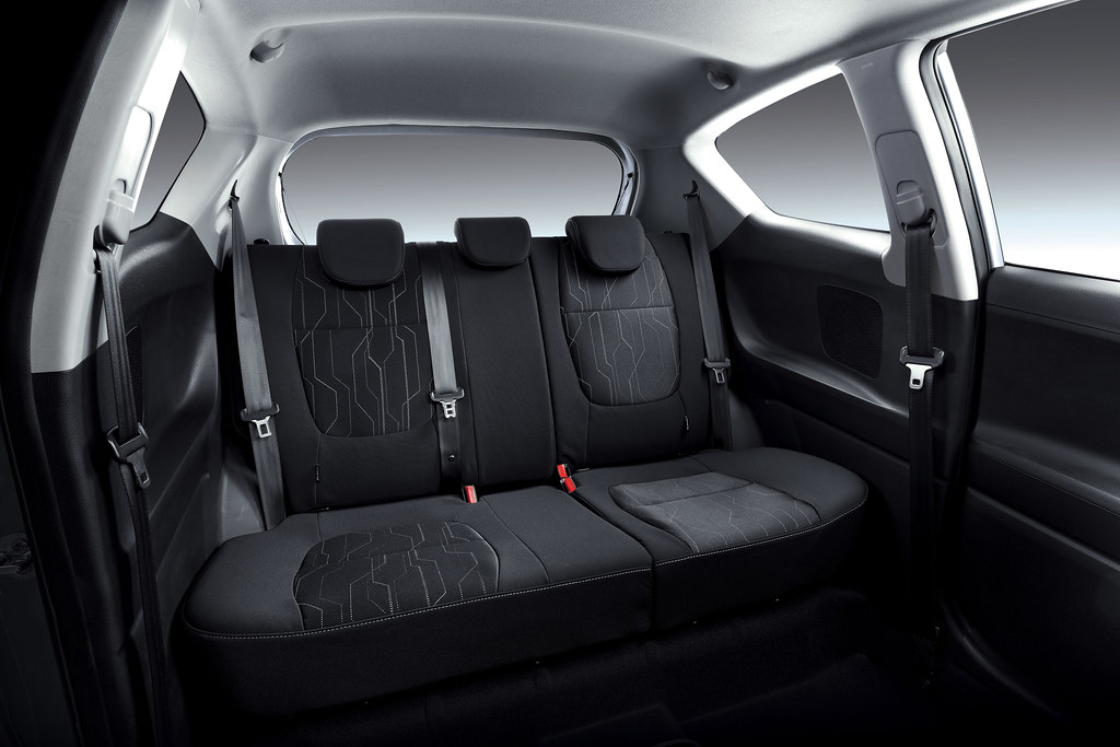 All New Kia Picanto 3door Rear Seat Join Our Global