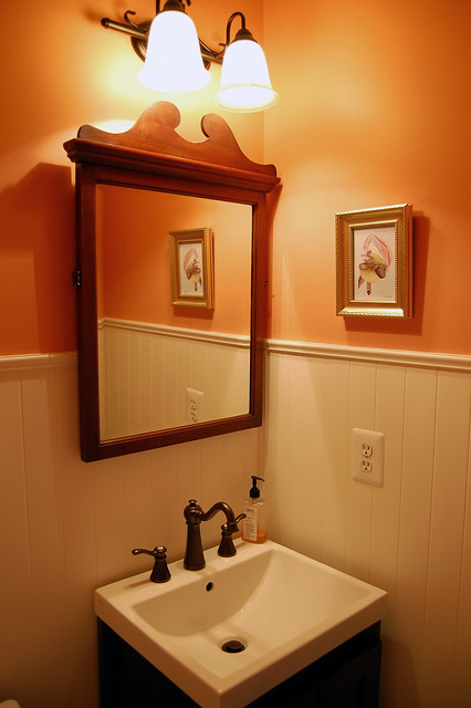 Powder Room Renovation Flickr Photo Sharing