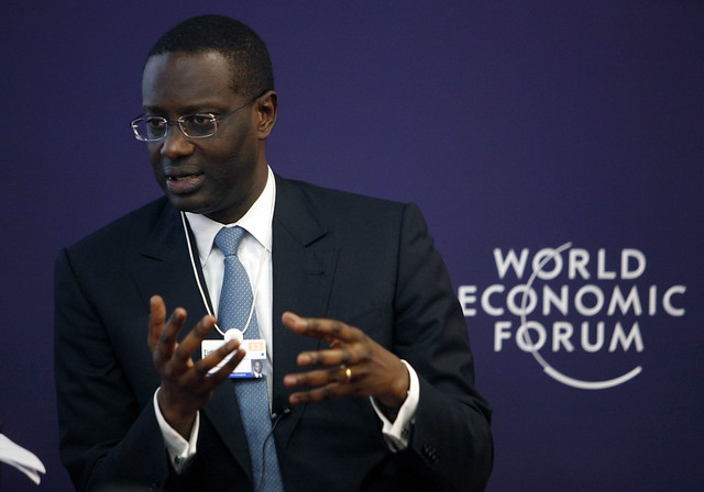 Tidjane Thiam - Annual Meeting of the New Champions 2011 | Flickr.