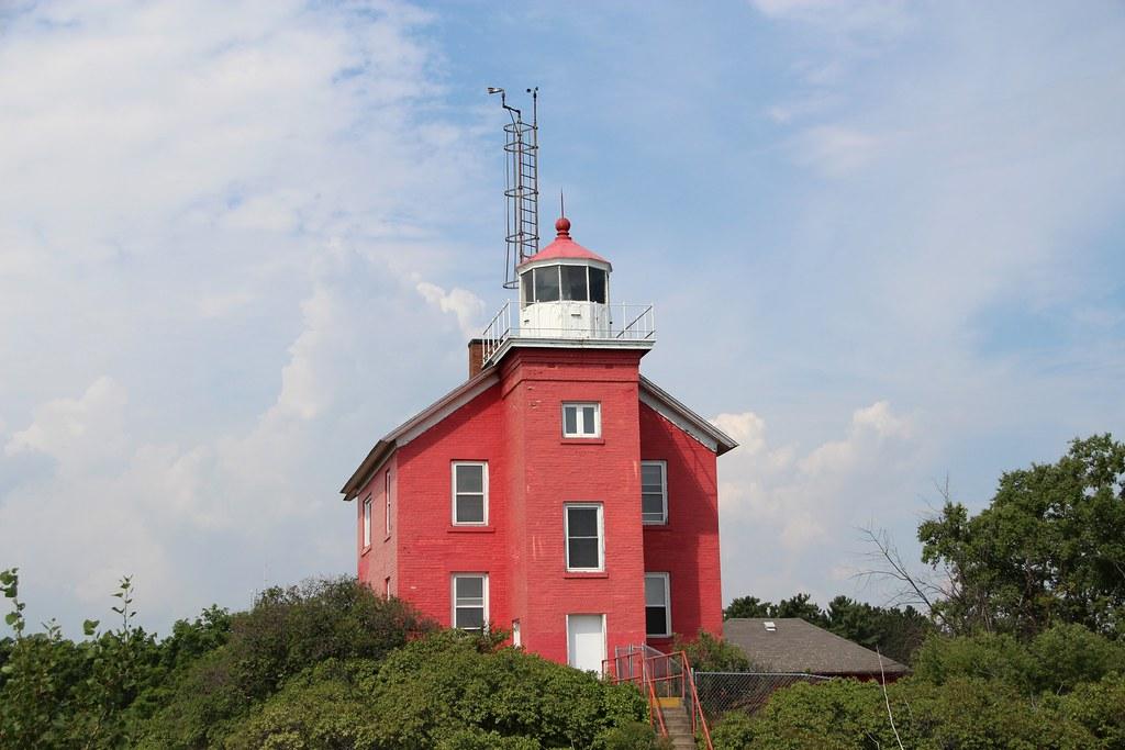 Marquette Harbor Light...