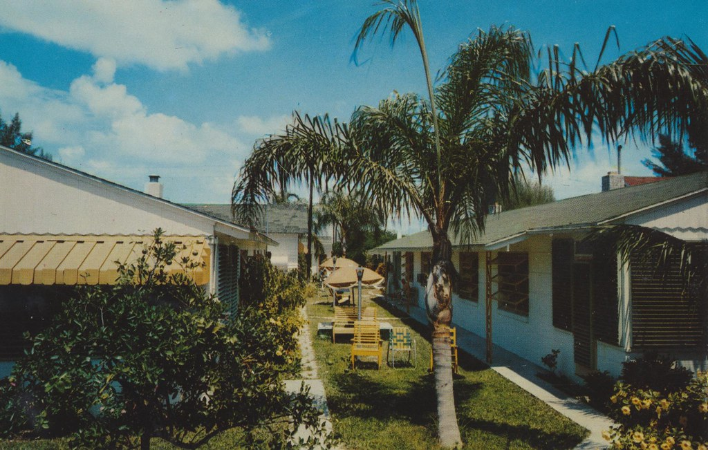 Rankin Apt. Motel - Treasure Island, Florida