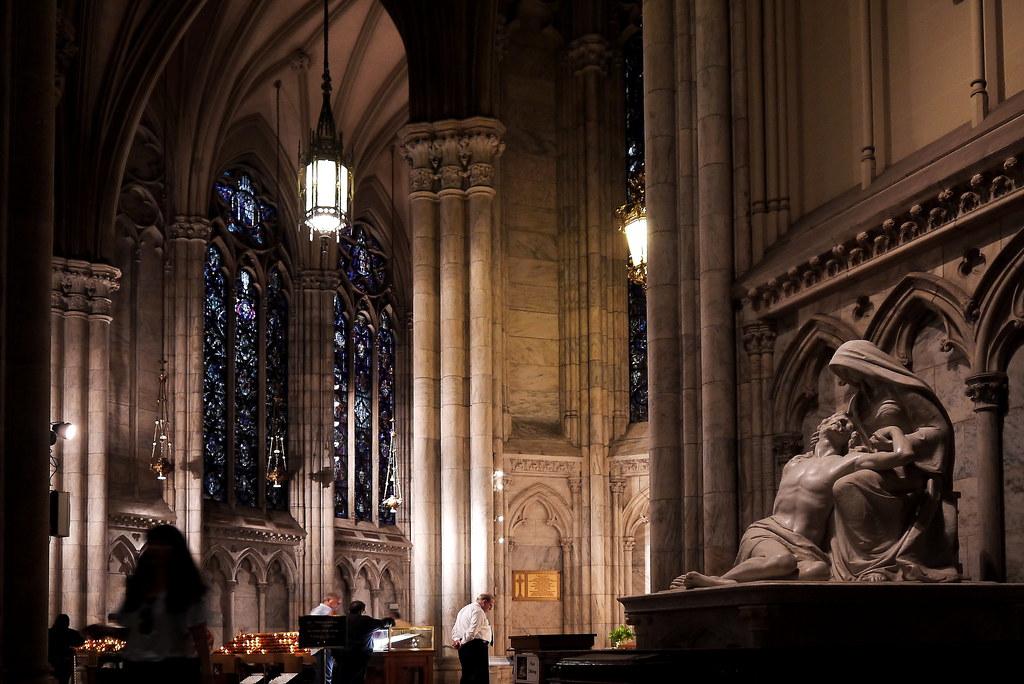 ... The Pieta (St. Patrick's Cathedral - New York City, New York)  