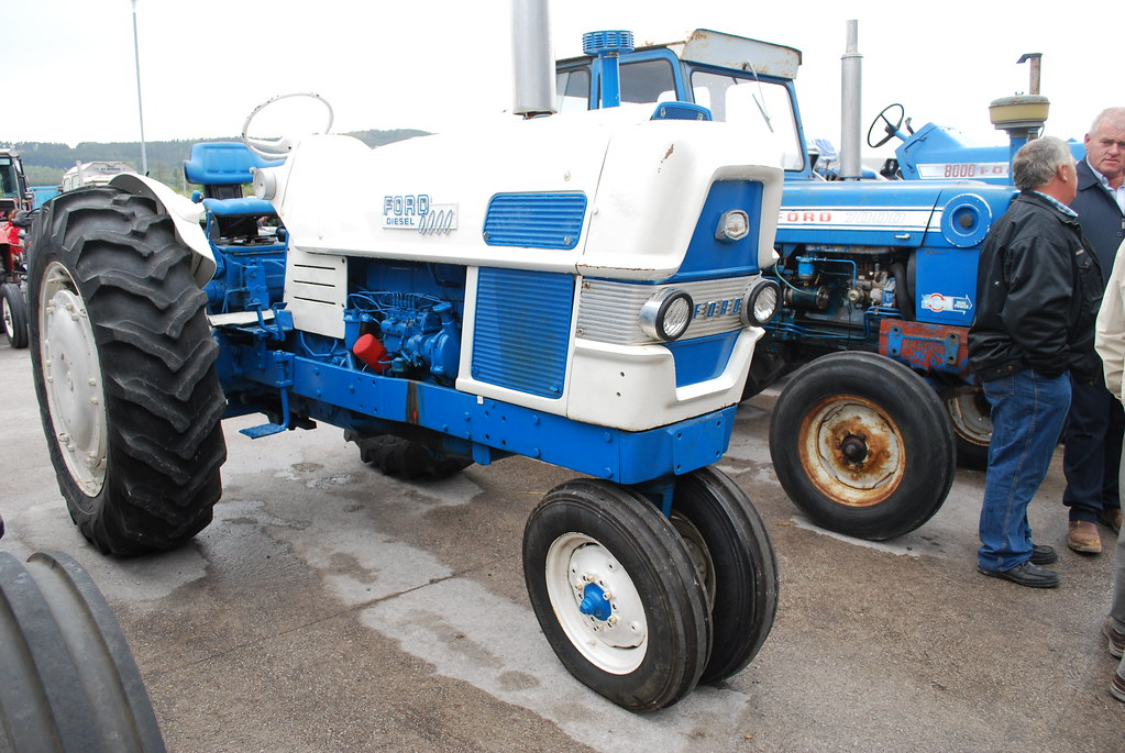 Ford 6000 Tractor Parts : Ford autos post