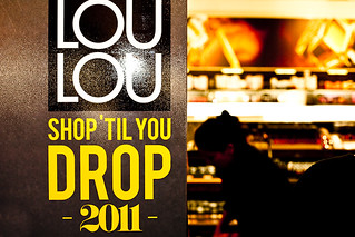 LOULOU Magazine Shop 'Til You Drop @ Sephora, Bloor St. W., Toronto | by Krist Papas
