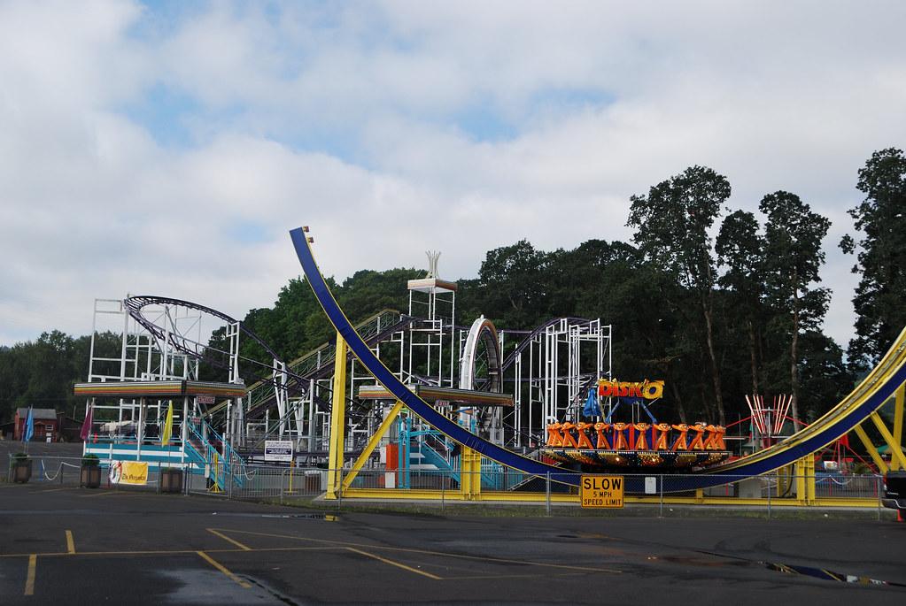 disko oaks amusement park a couple of weeks ago i did a