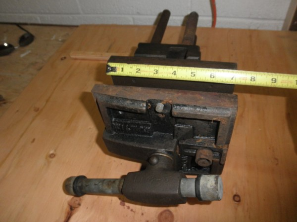 Wilton wood working vise non-quick release photo 10 | Flickr