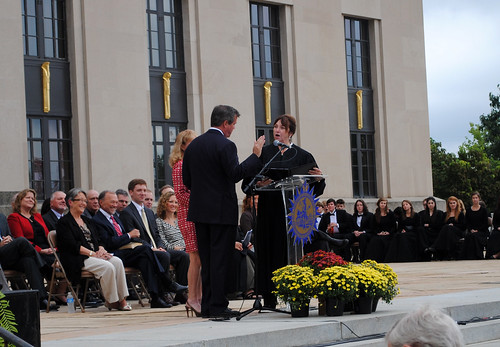 Judge Cottrell swears in Mayor Karl Dean | The Tennessee ...