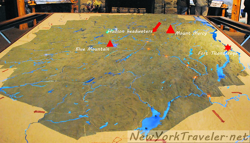19 Adirondack Interactive Map | by mrsmecomber