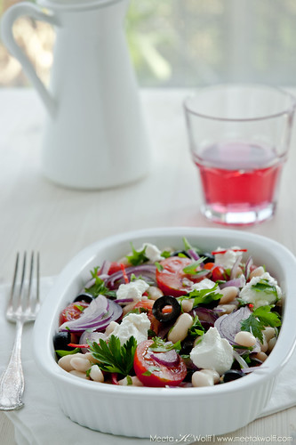 CannelliniBeanSalad-0094-WM | by Meeta Wolff @ What's For Lunch, Honey?