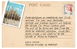 Old postcard | by ExtraPetite.com