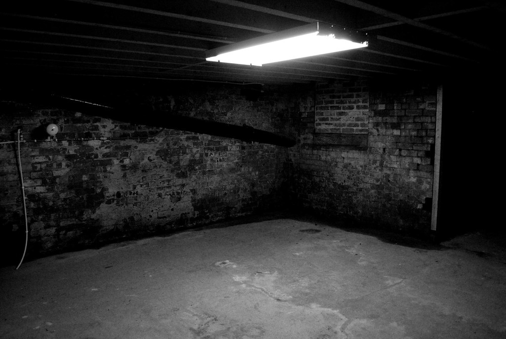 bedlam this basement room in victoria baths was used as on