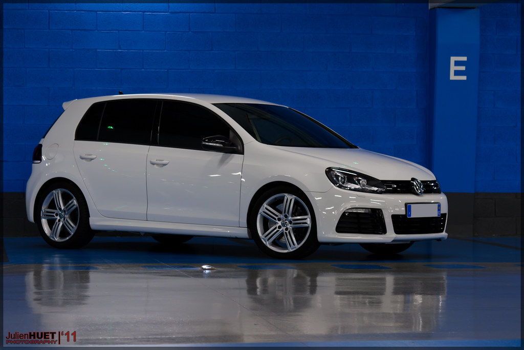 shooting vw golf 6 r mattsoph flickr