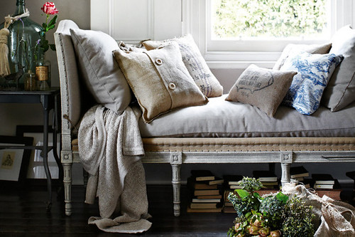 Country Style Via Homelife Neutral Off White Vintage Ru Flickr