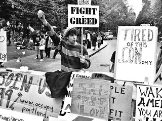 Fight Greed | by erika eve