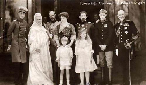 The Royal Family Wedding