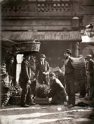 Covent Garden Labourers | by LSE Library