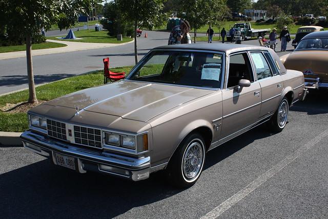 Hershey Car Show >> 1984 Cutlass Brougham 4 door | Explore carphoto's photos on … | Flickr - Photo Sharing!