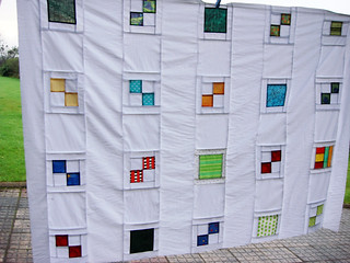 Boys Quilt Top | by listen to the birds sing