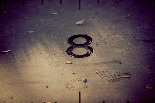 Number 8 | by Pierre Pocs