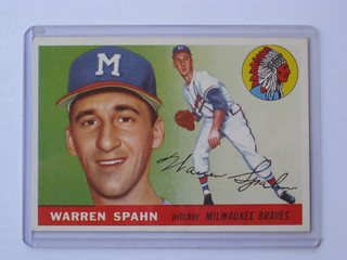 Warren Spahn | by Baseball Collection