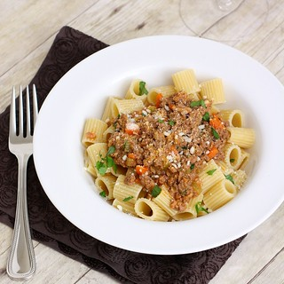 Bolognese for Emeril's One-Pot Blogger Cooking Party | by Tracey's Culinary Adventures