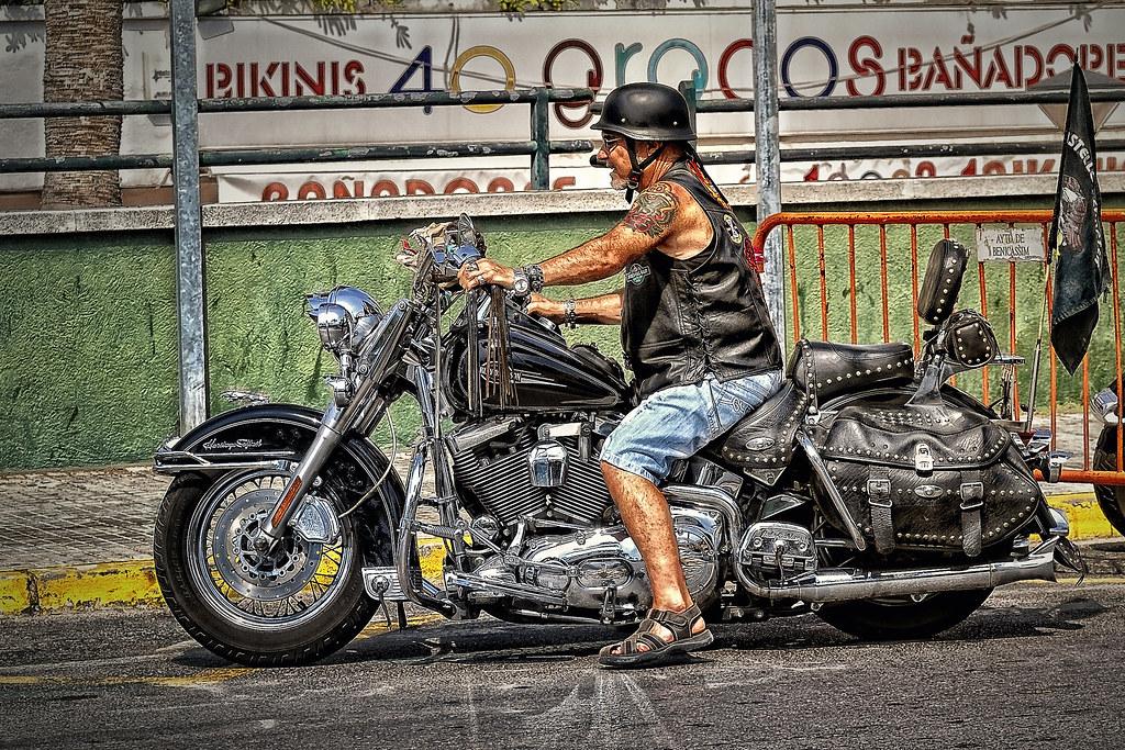Favori XXVIII Concentración de Harley-Davidson Big Twin Club de E… | Flickr ZY43