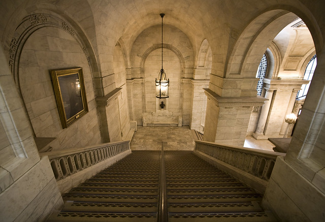 New york public library interior flickr photo sharing for The interior ny