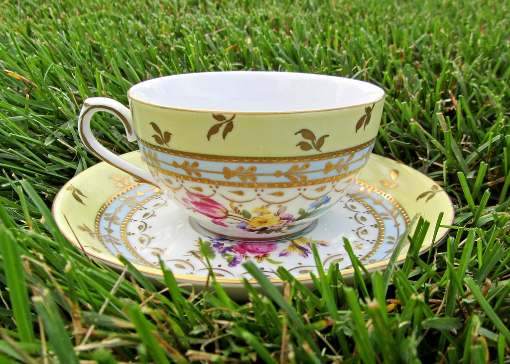 french teacup thanks to the musee jacquemart andre in pari flickr