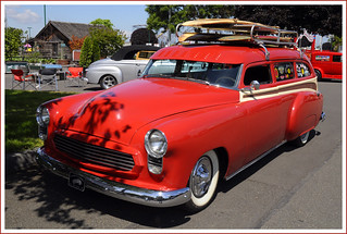 1951 Chevrolet Woody Station Wagon | by jay el