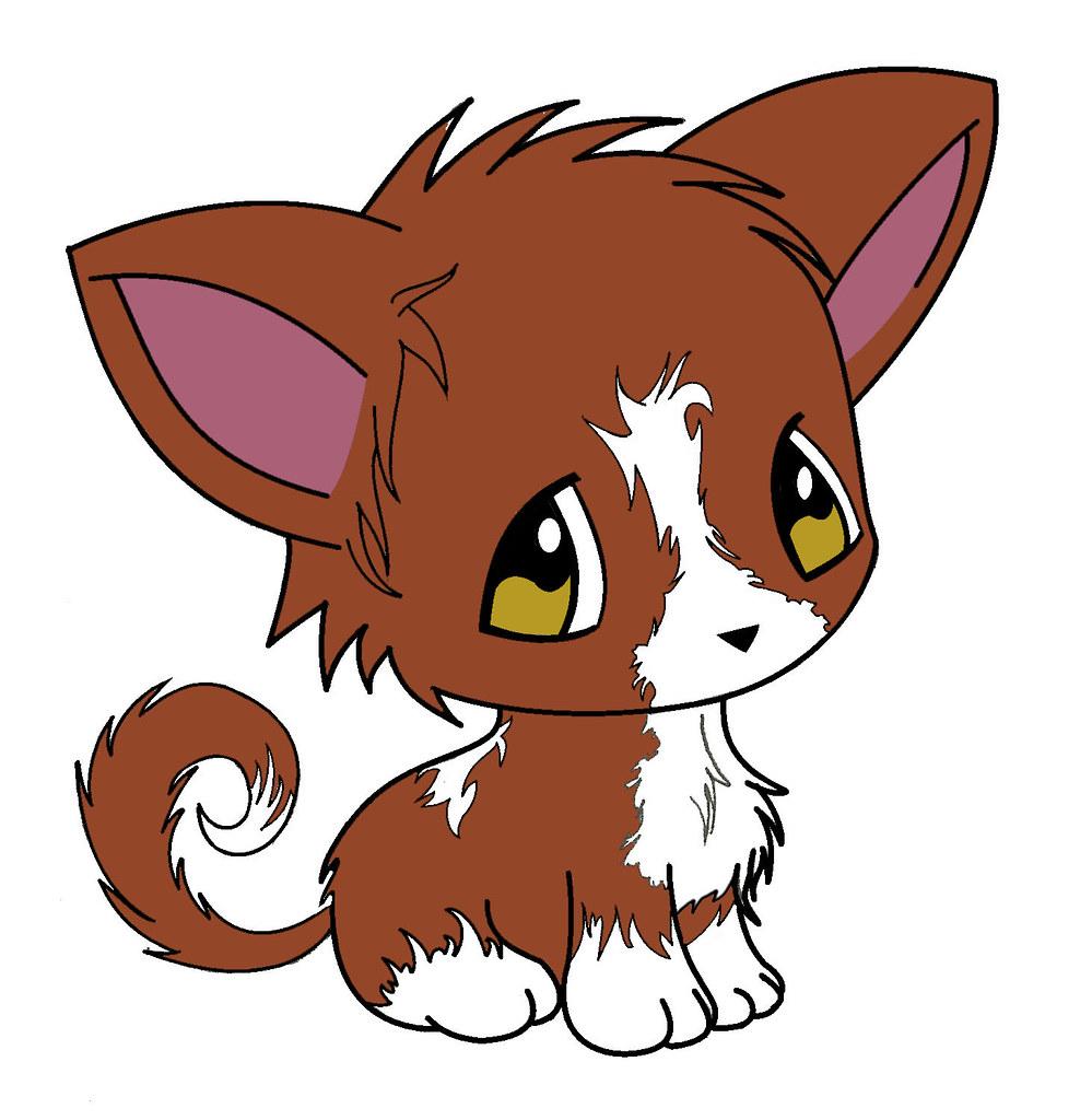 Simple Pet Anime Adorable Dog - 6174291701_429a45f7cc_b  Collection_662640  .jpg