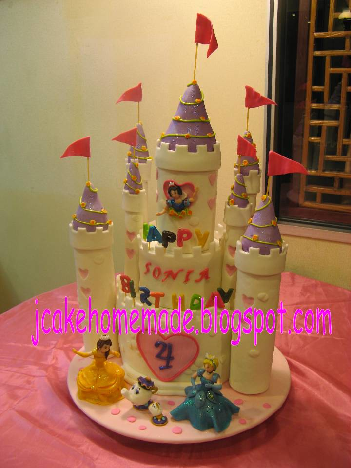 Birthday Cake For Sonia