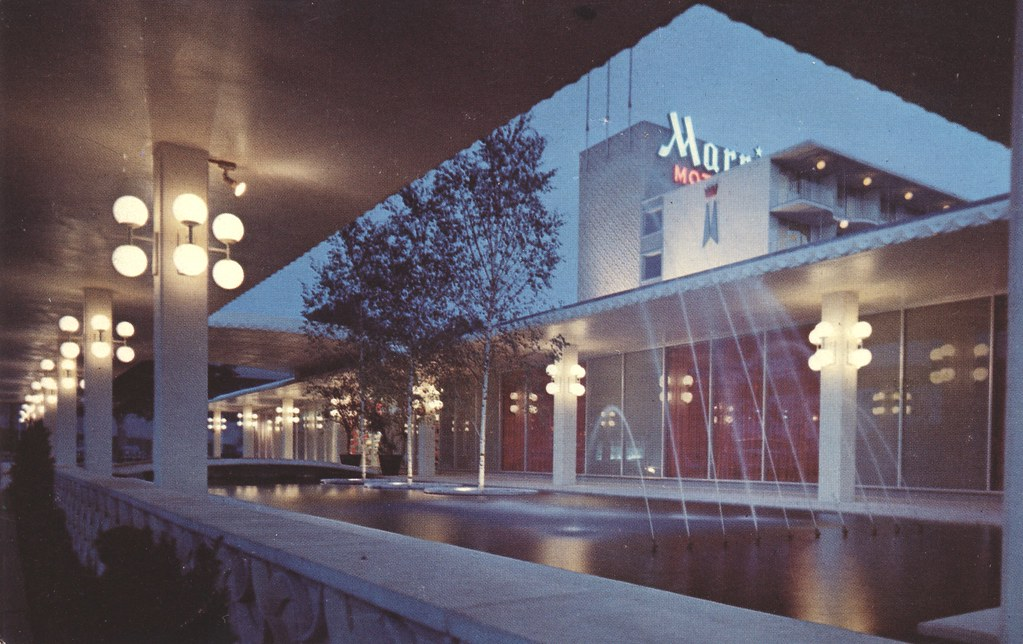 Marriott Motor Hotel - Philadelphia, Pennsylvania